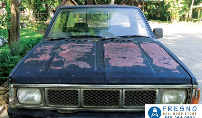Has A Car Been Abandoned On Your Street?